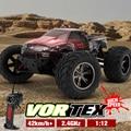 45 KM/H Hohe geschwindigkeit 2 4 GHz 2WD rc auto spielzeug S911 1:12 Anteil Alle gelände Pinsel Radio Fernbedienung rc monster Truck kid geschenke