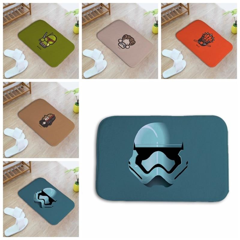 Aliexpress Com Custom Bath Mat Star Wars Diy Printed Floor