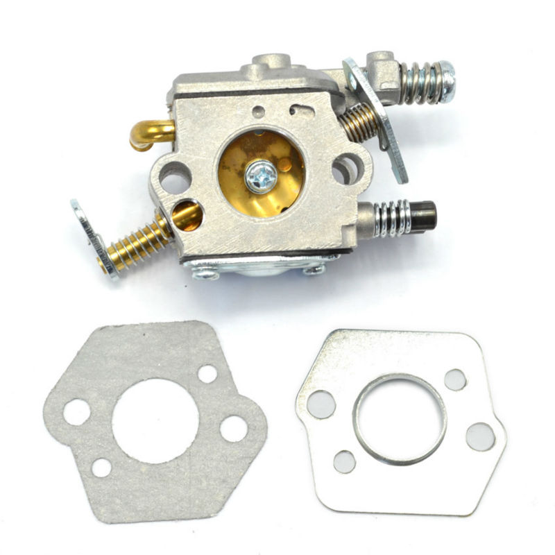 ZAMA Carburetor Carbs with Gasket Metal Plate Shim for Chainsaw Stihl 021 023 025 MS210 MS230 MS250 Replacement 42 5mm cylinder piston for stihl 023 025 ms230 ms250 crankshaft carburetor carb with gasket chainsaw engine