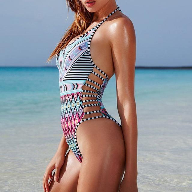 Super Thong One Piece Swimwear