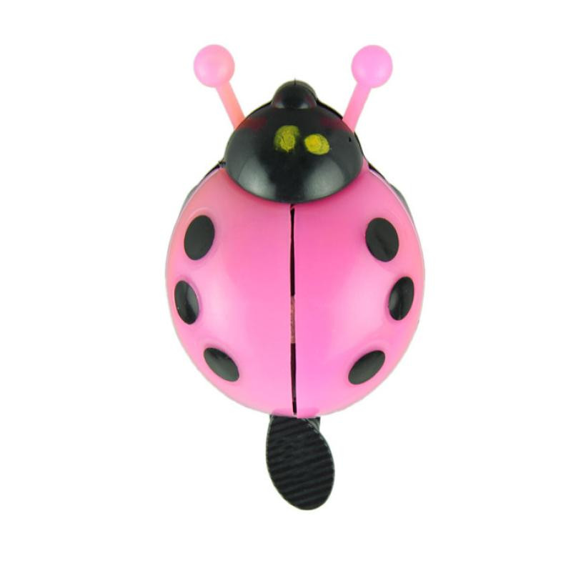 Bicycle Accessories bell car alarm system bicycle bell bike bell new air sound ladybug cycling bell outdoor fun & sports