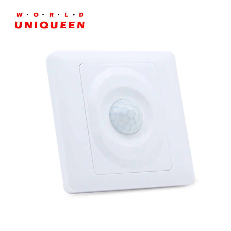 High voltage home using 86 type LED Lighting Wall Mounted Type LED Panel PIR Sensor human body induction switch led Controller extension anderson 86 type high power human body induction switch corridor led energy saving lamp induction high power relay