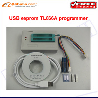 Free Shipping High Speed USB Eeprom TL866A Programmer Also Have TL866CS PCB50 GQ 4X Usb Programmer