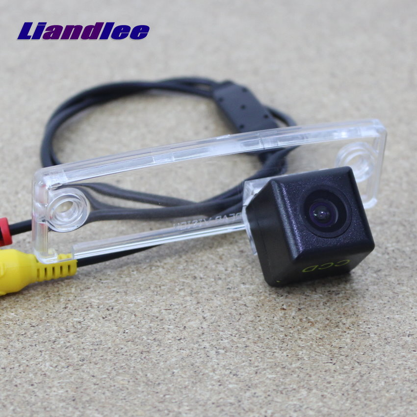Liandlee Parking Backup Camera For Toyota 4Runner SW4 Hilux Surf 2002~2010 / Car Rear View Reverse Camera / Night Vision