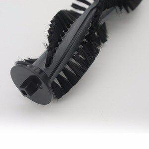 Image 4 - الأصلي 2 قطعة (الأسطوانة الشعر) فرشاة الرئيسية الخشن ل chuwi ilife a6 A7 a8 x620 X623 فراغ منظف آلي أجزاء لا تصفية hepa