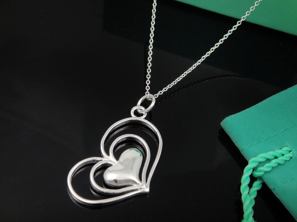 Wholesale Fashion Jewelry Necklace 925 Silver Necklace