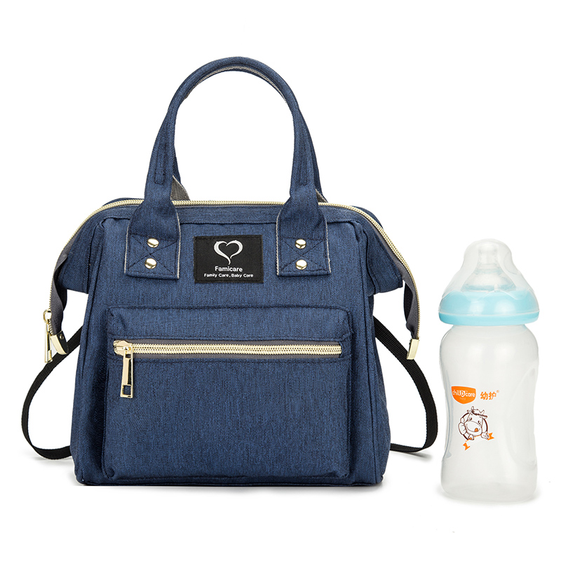 Mini Diaper Bag For Moms Baby Totes For Mothers Family Removable Shoulder Strap Crossbody Bags Maternity Nursing Backpack