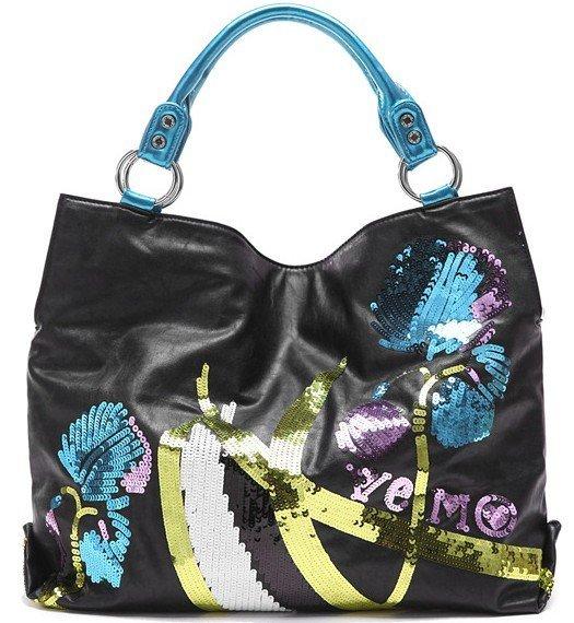 VEMO 2011 new Korean sequined bag,Elegant Women's Shoulder Messenger bag / handbag 031