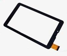 """Original 7 """"KREZ TM702B4 Tablet panel de pantalla táctil Digitalizador Del Sensor de Cristal de Reemplazo Envío Gratis"""