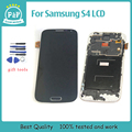 Tools+ Replacement LCD For samsung galaxy gt-i9500 i9505 I337 I545 lcd display Touch Screen with Digitizer assembly with frame