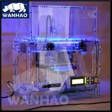 3d объект принтера wanhao измерение дубликатор 4x прозрачным