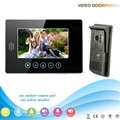 Chuangkesafe V70T-F 1V1 . Manufacturer  7Inch large screen Color LCD Monitor intercom building video door phone