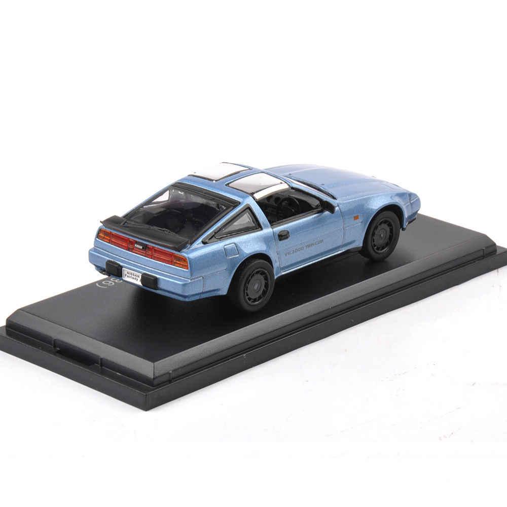 Новое прибытие 1/43 масштабная модель автомобиля игрушки Nissan Fairlady Z 300ZR (1986) сплав литой транспортных средств модель лучшие детские коллекции подарков