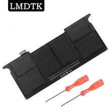 LMDTK new   Laptop Battery For Apple MacBook Air A1406 A1370 2011 Production A1465 2012 version  MC965 Free shipping