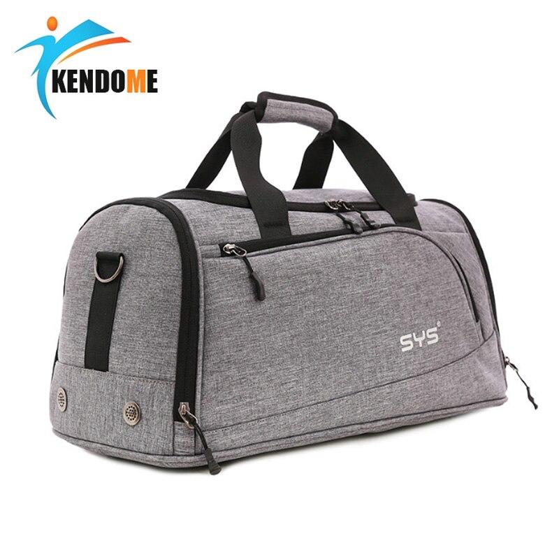 Sac de Sport pour hommes femmes sac de Sport d'entraînement sac de Sport de grande capacité étanche sac à main de Sport en plein air sac à bandoulière Fitness Yaga sac de Sport
