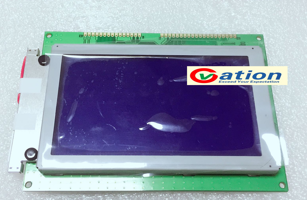 For AG240128G LCD Screen Display Panel Module 5 7inch for pc 3224r6 2a lcd screen display panel module