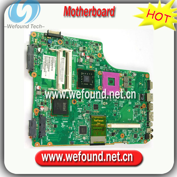 ФОТО 100% Working Laptop Motherboard for toshiba A505D V000198030 Series Mainboard,System Board