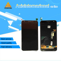 For 5 0 Google Pixel Nexus S1 Axisinternational LCD Screen Display Touch Panel Digitizer White Black