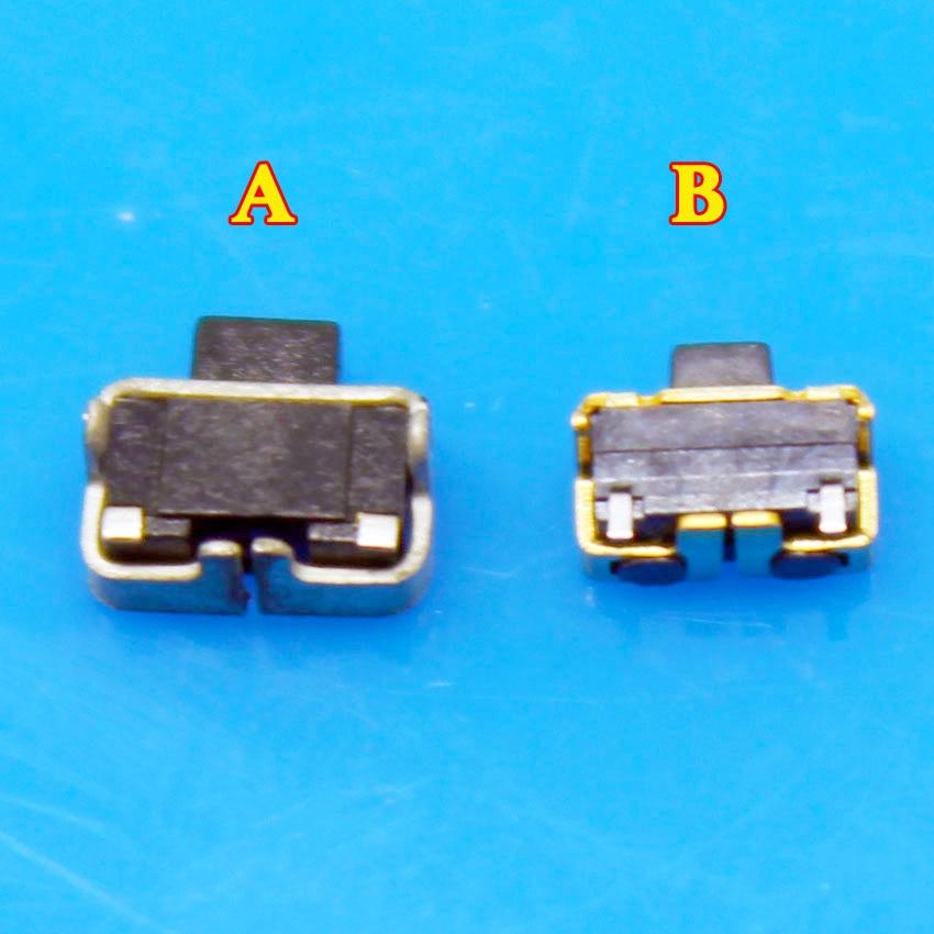 10 шт. Оригинальный Новый микро-переключатель для Motorola Moto G XT1032 XT1028 xt1036 XT1033 Мощность кнопка включения Замена запчастей ...