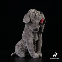 Stuffed Animals Doll Toy Simulation Dogs Large Dolls Toys Children Gifts Pillow
