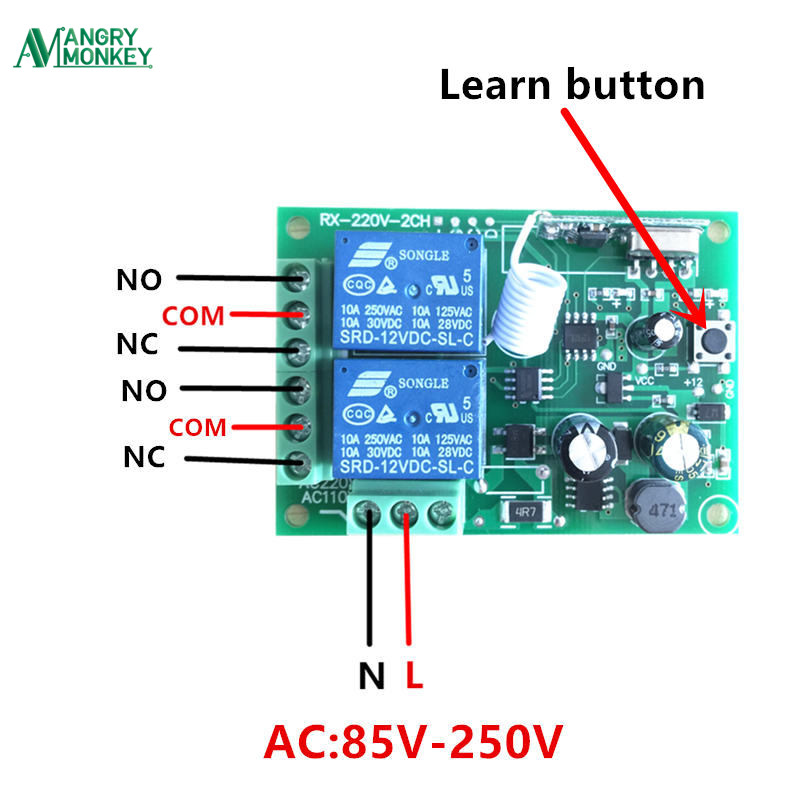 Wiring Diagram 220 Relay 110 Switch - Schematics Wiring Diagrams •