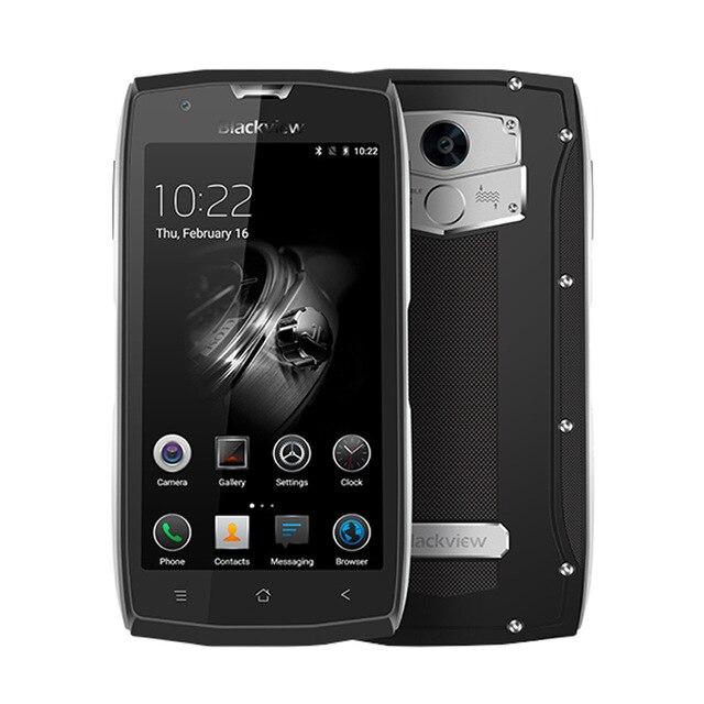 Blackview BV7000 Pro Смартфон 4 Г Водонепроницаемый IP68 5.0 &#171;<font><b>FHD</b></font> MT6750T Окта основные Android 6.0 Мобильный Телефон 4 ГБ + 64 ГБ 13MP Мобильный Телефон