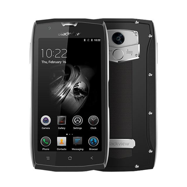 Blackview <font><b>BV7000</b></font> Pro Смартфон 4 Г Водонепроницаемый <font><b>IP68</b></font> 5.0 &#171;FHD MT6750T Окта основные Android 6.0 Мобильный Телефон 4 ГБ + 64 ГБ 13MP Мобильный Телефон