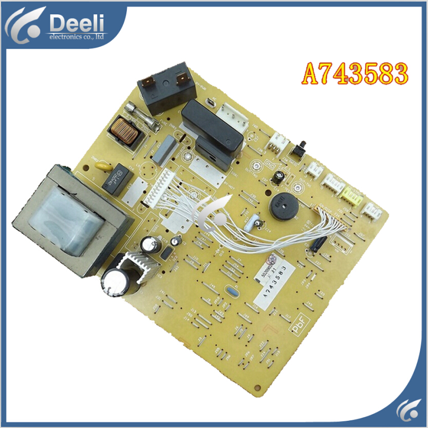 ФОТО  95% new Original for Panasonic air conditioning Computer board A743583 circuit board on sale