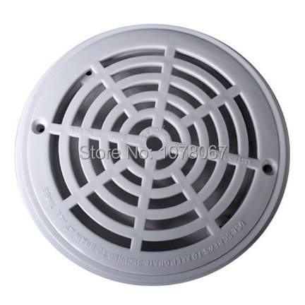 Swimming pool acessories abs 8 39 39 main drain cover in pool - Swimming pool main drain cover replacement ...