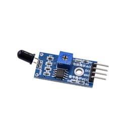 10 шт./лот ИК пламя Сенсор Модуль Детектор SmartSense Для Температура Обнаружение подходит для Arduino оптовая продажа