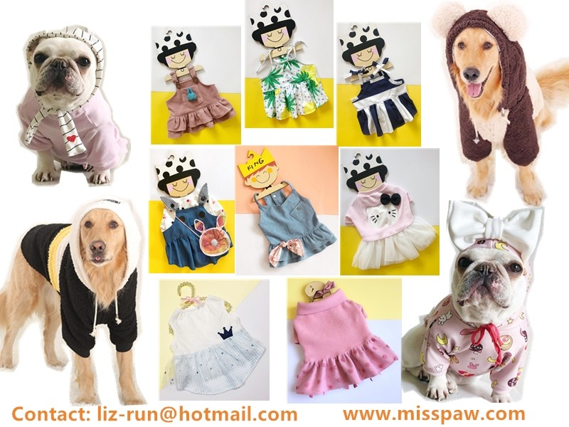 small and big dog clothes