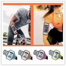 NEO Водонепроницаемый нарукавный чехол для занятий спортом и бега для Apple iPhone 7 Plus чехлы для телефонов на Apple iPhone 6 6s 7 Plus samsung S7 Edge кожаный чехол с язычком