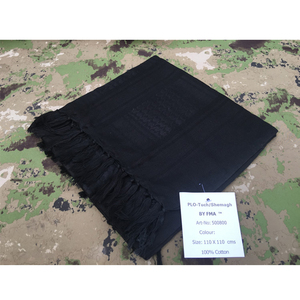 Image 2 - Scarf Cycling outdoor Scarves Warm Neck Cover Hunting Military Keffiyeh Shemagh Scarf Shawl Head Wrap Hiking Accessories