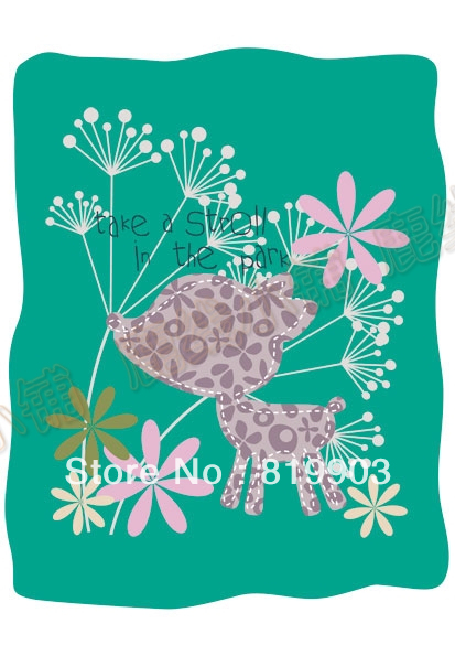 Animal Iron-on Transfers For Clothes Heat Transfer Press Patches Stickers Drop Shipping Wholesale(no 789266062