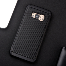 KEYSION Carbon Fiber Case for Samsung Galaxy S8 S8Plus
