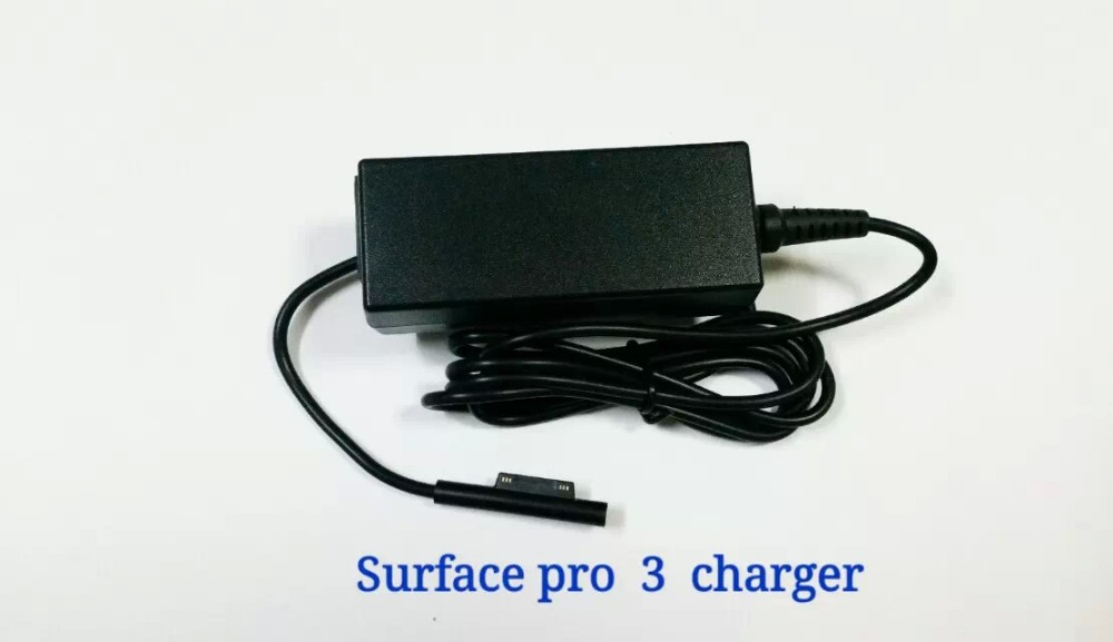 12V 2.58A AC / DC Surface Pro 3 Charger Adapter Power Cord AC Power Adapter Charger for Microsoft Surface Pro3 Windows 8 Tablet