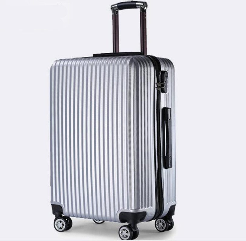 New Box Luggage ABS Business Men and Womens Luggage Box of Luggage Boarding Suitcase Trolley Luggage on Wheels Spinner XL019