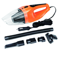 (Russia Warehouse) 120 W Car vacuum cleaner wet and dry dual-use super suction 120 tile car vacuum cleaner