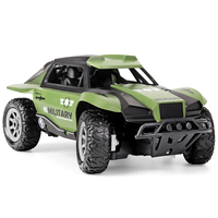 Stunts Short Card High Speed RC Car Kids Toy Drift Gift Electric Wireless Vehicle 2.4G Racing Children Cross Country