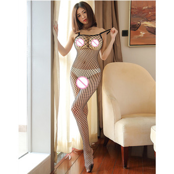 Sexy Costumes Body Suit Body Stockings Sex Erotic Lingerie