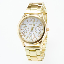 relojes mujer 2019	Luxury Brand Gold Stainless steel Wrist Watches For Women Fashion Quartz Watch Clock Ladies Watch bayan saat