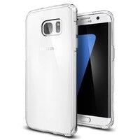 100% Original SGPSPIGEN Siêu Lai Trường Hợp đối Với Samsung Galaxy S7 Cạnh (5.5