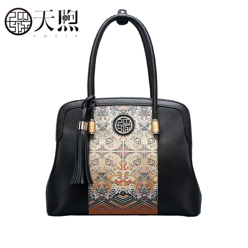 Pmsix 2019 New women Leather bag famous brand women Leather handbags Luxury Embossed stitching fashion women leather bagPmsix 2019 New women Leather bag famous brand women Leather handbags Luxury Embossed stitching fashion women leather bag