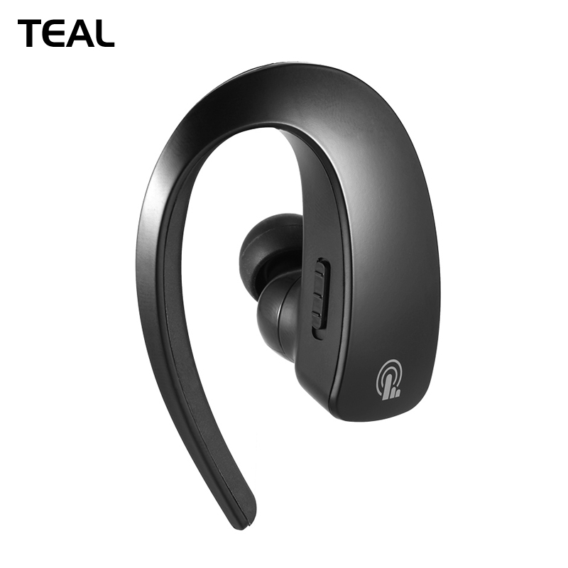TEAL Bluetooth 4.1 Music Earphone Wireless Stereo Bluetooth Headset In-ear Sport Hands-free with Mic for iPhone Samsung Xiaomi boas wireless bluetooth earphone hands free earbud earpiece car charger usb headsets with mic 2 in 1 headset for iphone xiaomi