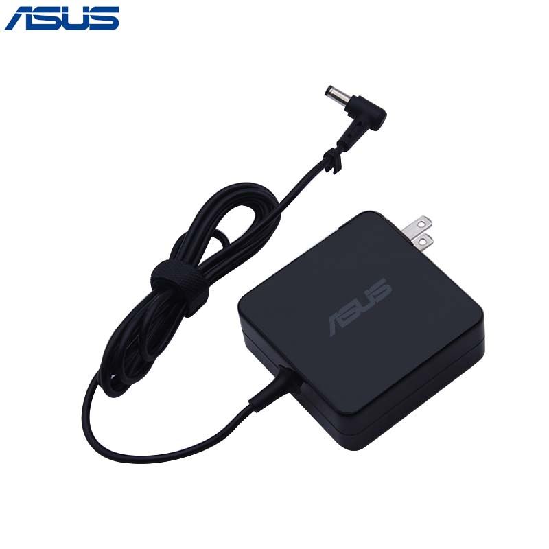 ASUS 19V 3.42A 65W 5.5*2.5mm AC Laptop Power Adapter Travel Charger For Asus X45A X501A X550 X 550ZA X550LA F555 F555LA ADP-65AW 19v 4 74a 90w laptop charger ac power adapter for asus x53s x53t x53u x53x x53z x54 x54c x54f x54h x54k x54l x54x x55 x550 x550a