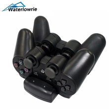 Waterlowrie 2 SIXAXIS Controller + 1 Charger For SONY PS3 Controle Bluetooth Gamepad for Dualshock 3 Playstation 3 Controller