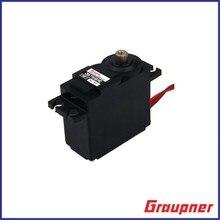 Graupner DES 718 BBMG 19.5mm Numérique Servo Pour RC Robot Hélicoptère Avion Voiture Bateau Livraison Gratuite