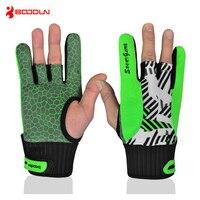 Boddun Fitness Gloves Sports Gloves Semi Finger Silicone Non Slip Bowling Gloves Unisex Gloves Ball Gloves