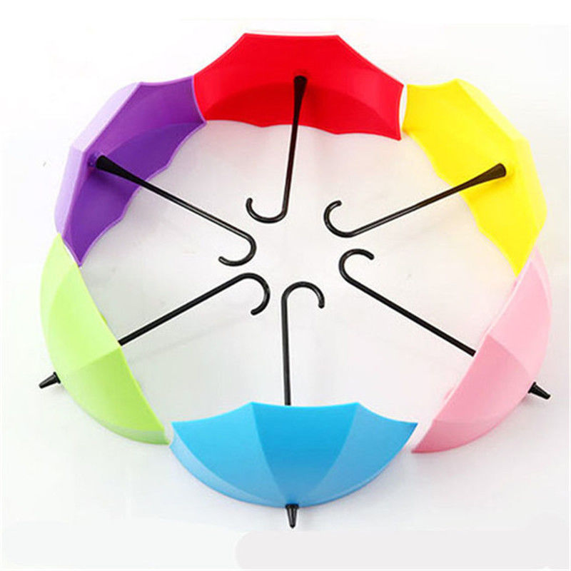 3pcs/lot Umbrella Shaped Creative Hanger 4