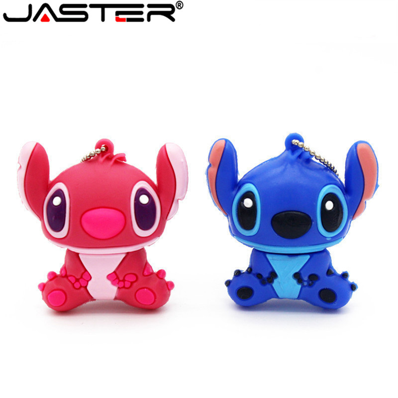 JASTER High Speed Cartoon Pen Drive Planet Baby Star Cute Stich Model 4gb 8gb 16gb 32GB 64GB USB 2.0 Flash DriveMemory U Stick